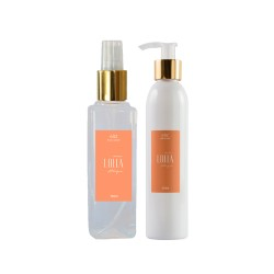 Hidratante Lolla Allegra 200ml + Body Splash Lolla Allegra 180ml