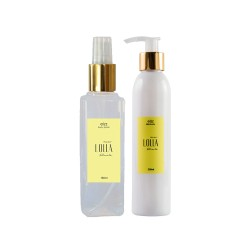 Hidratante Lolla Felicitá 200ml + Body Splash Lolla Felicità 180ml